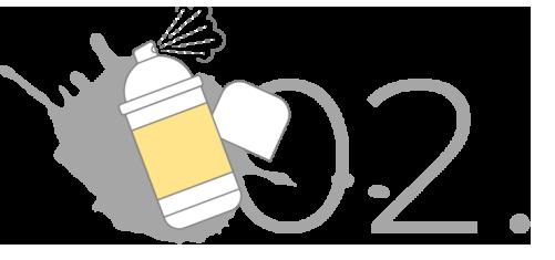 Personalizzazione del packaging della bomboletta spray