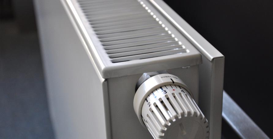 Smalto speciale ideale per radiatori
