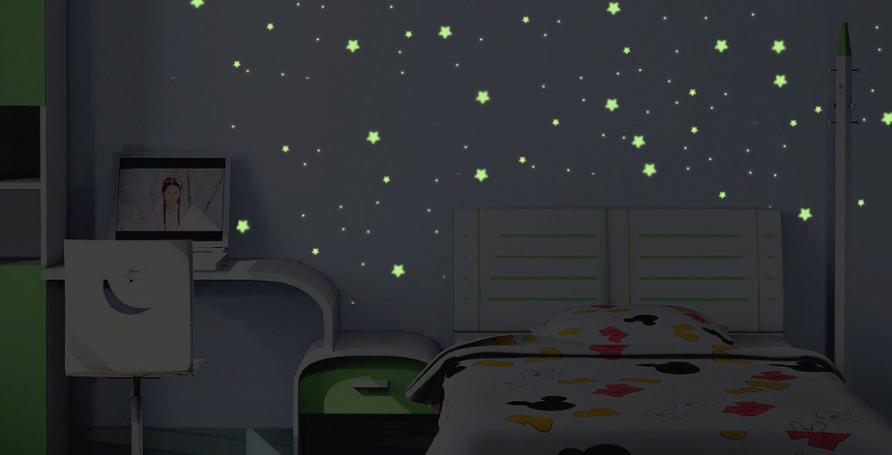 Vernice speciale trasparente effetto glitter Pittura luminescente indicata per segnalare punti sensibili o per decorazioni.