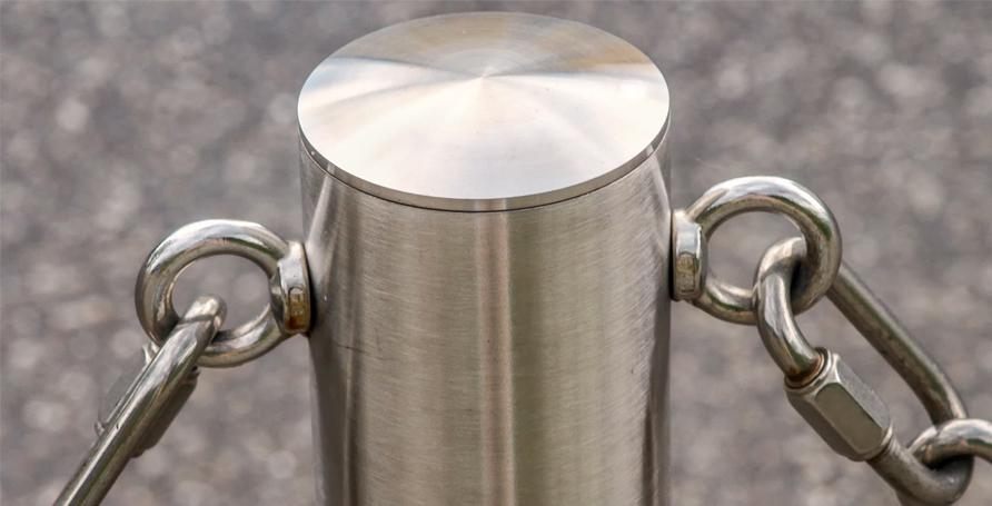 Smalto professionale per superfici in acciaio inox